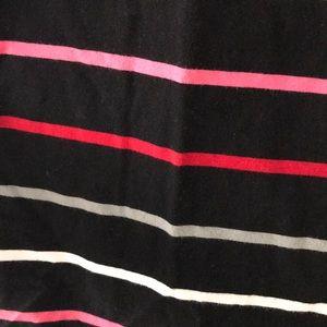 Denim&Co Dresses - D&Co striped dress